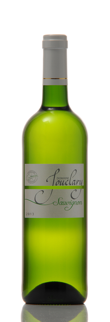 Photo Sauvignon fond blanc